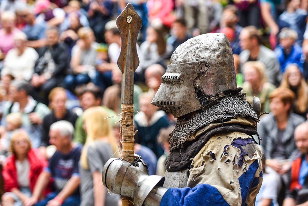 Burgfest Kaprun