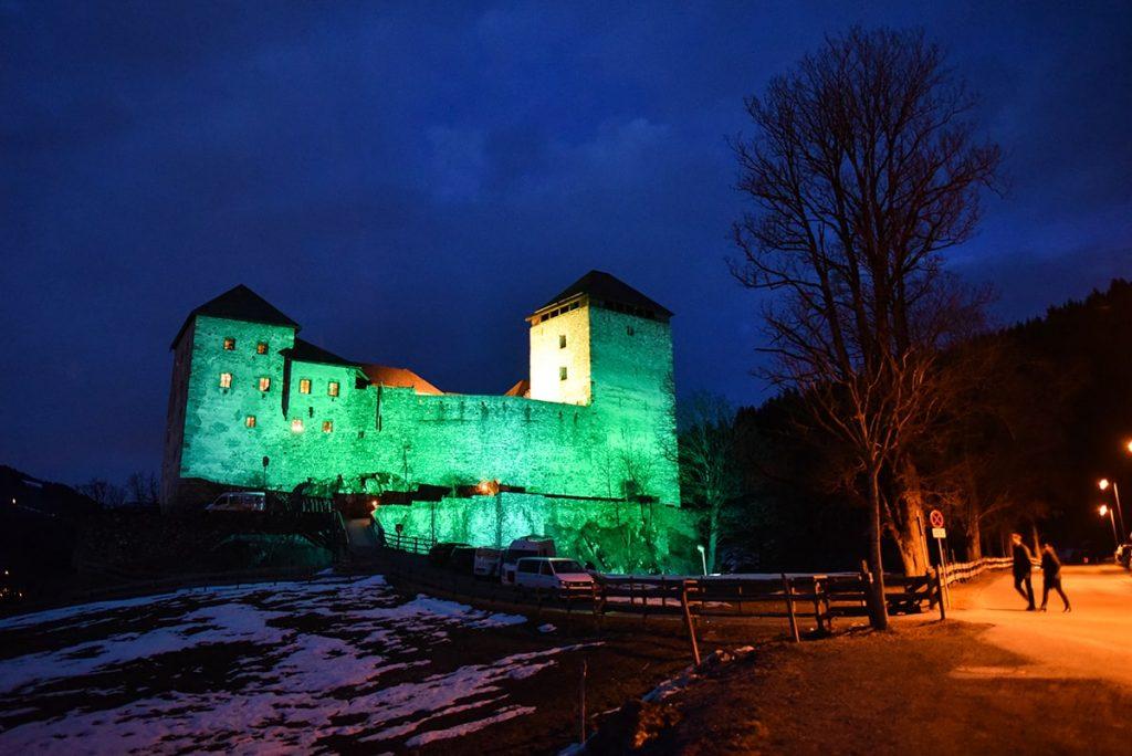 Burg Kaprun Paddy Night © Benedikt Heger