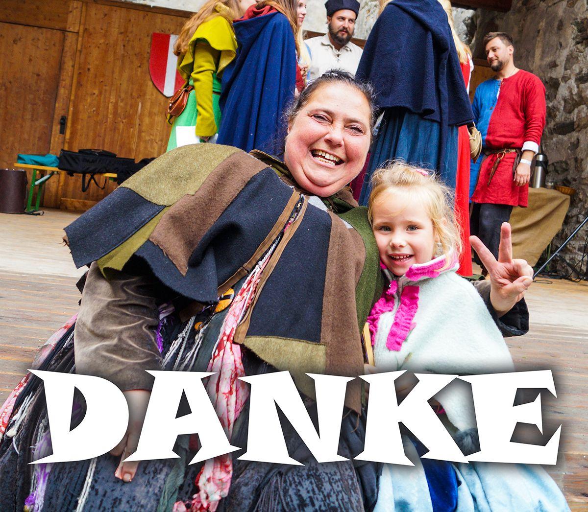 Burgfest 2018 - DANKE