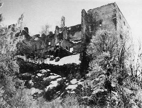 Burg Kaprun - Alte Burg