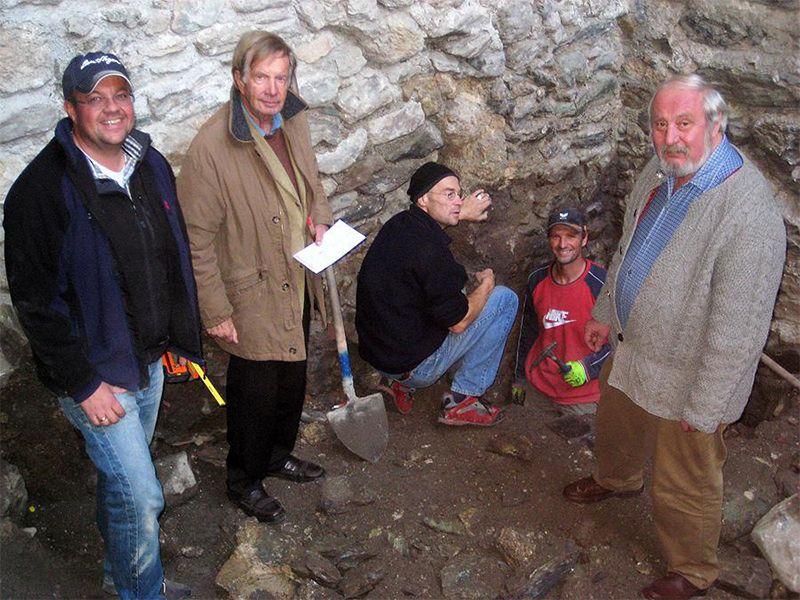 Forschungsprojekt Burg Kaprun
