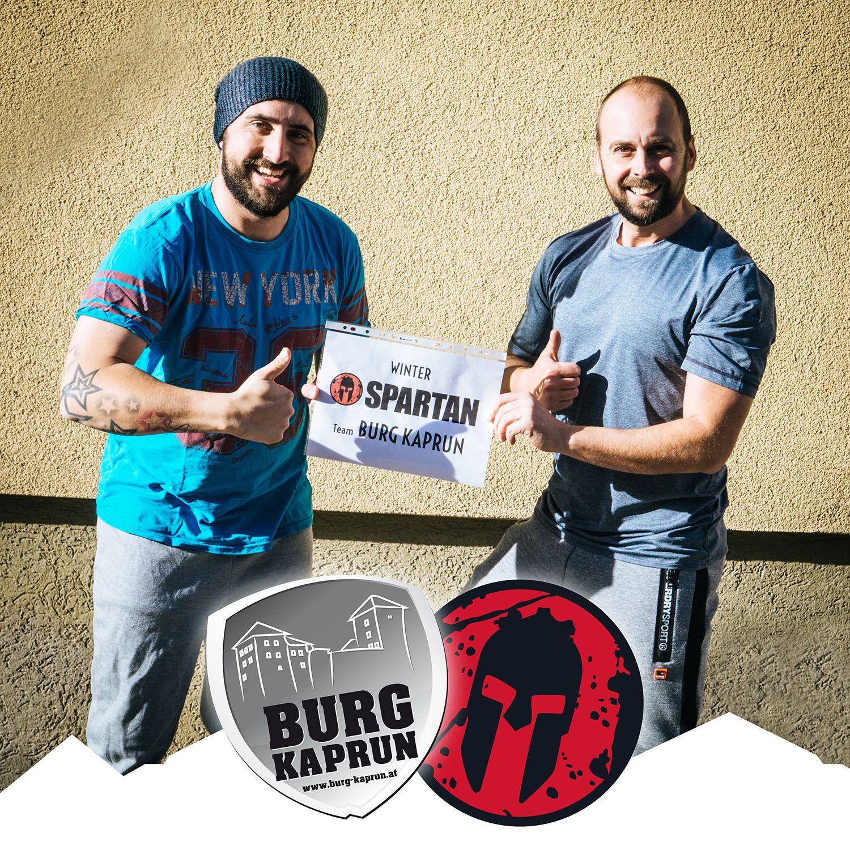 BURGTEAM meets SPARTA!