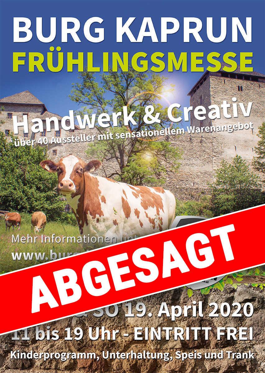 Frühlingsmesse 2020