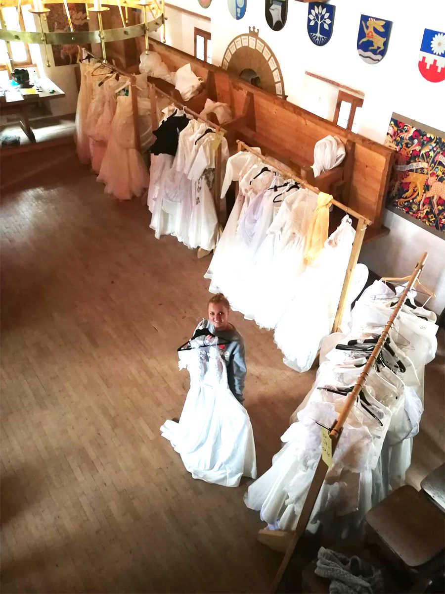 TRUST ME - Die Hochzeitsmesse - Second Hand Brautkleider
