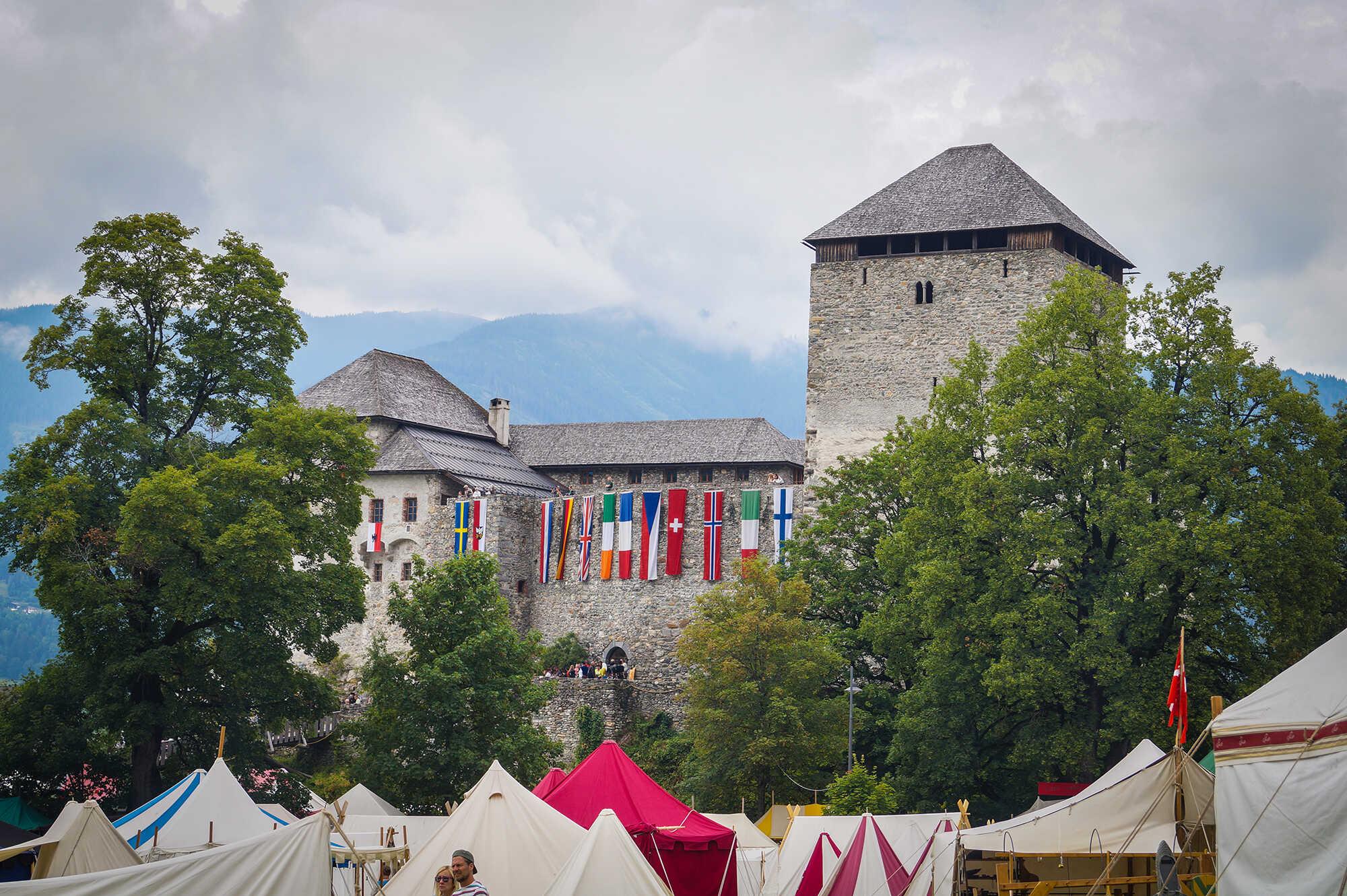 Burg Kaprun sagt alle Eigen Veranstaltungen ab