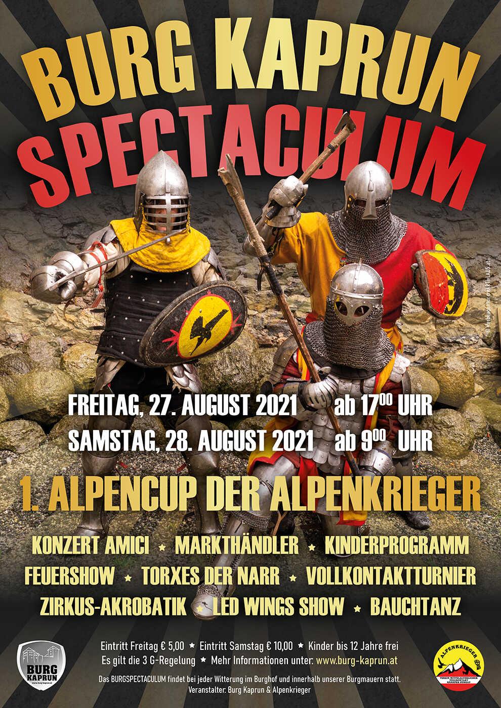 Burg Kaprun – Spectaculum